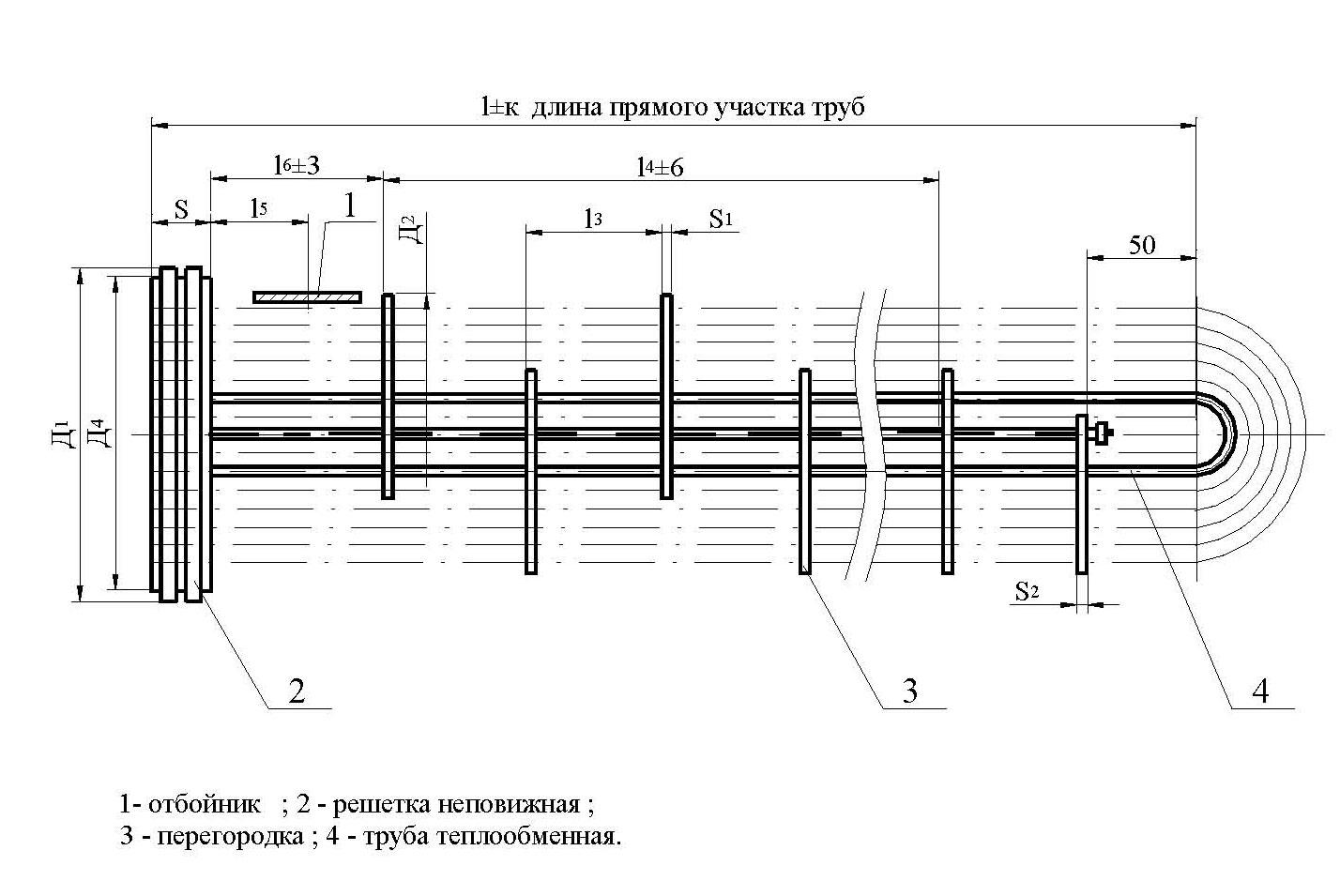 Трубный пучок теплообменника м1 Кожухотрубный испаритель Alfa Laval DED 350 Чебоксары