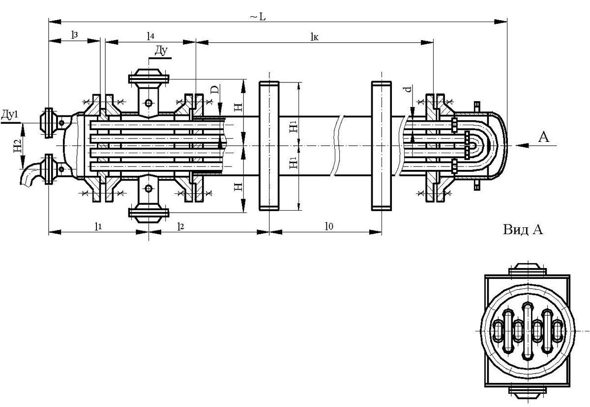 Паяный теплообменник ECO AIR LB 238 Самара